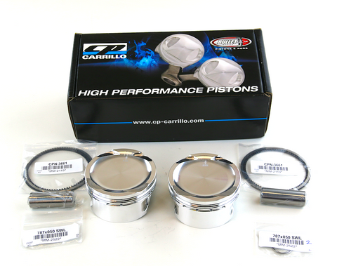 CP-Carrillo 11.5:1 Pistons for  Polaris RZR XP 1000