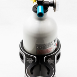 Fire Extinguisher with Billet Quick Release RP