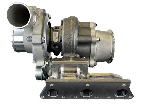 Can-am X3 T25 turbo upgrade