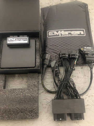 EMtron SL6 Stand Alone ECU for Can-Am X3