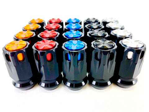 Billet Lug Nuts by Ultra light
