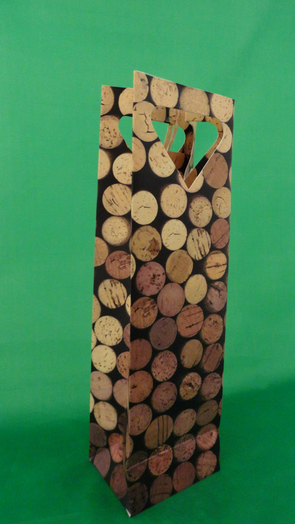 Corks 1 bottle bag