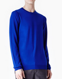 MCQ mens basic crewneck sweater