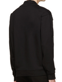 MCQ mens single zip sweatshirt