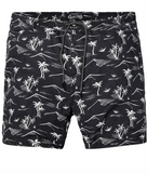 Scotch & Soda swim short , blk/wht, M