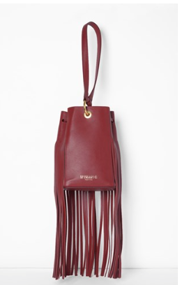 10 Crosby mini prince fringe purse