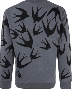MCQ Bird Sweatshirt