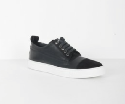 MCQ chris lace up in calf leather