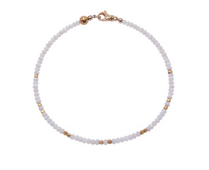 Nialaya womens mother of pearl choker