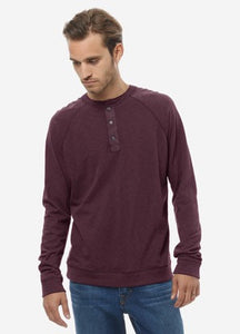 Vince Mens thick henley