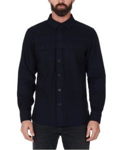 Current Elliott mens ruler fit 2 pocket shirt