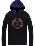 Scotch & Soda hooded sweat w/ embroidery