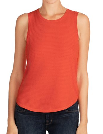 Jbrand womens candice tank sweater
