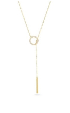 Elizabeth & James eva necklace