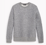 Theory danen fleece sweatshirt