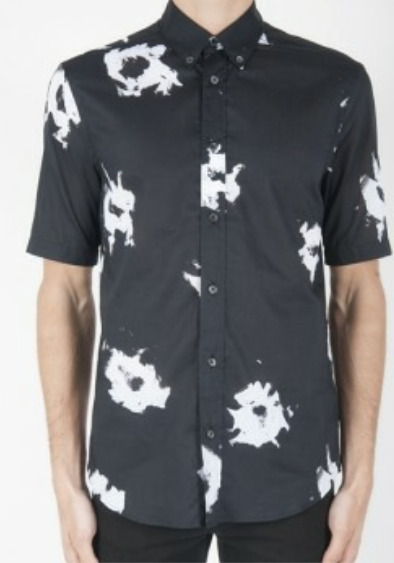 MCQ abstract floral
