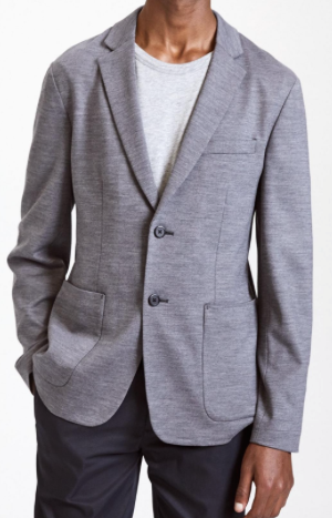 Theory clinton wool blazer