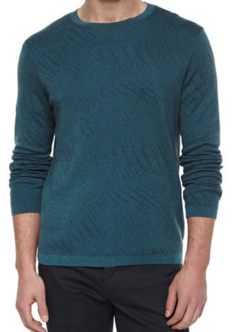 Theory randall stellio sweater in decca multi