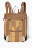 10 Crosby mercer patchwork backpack