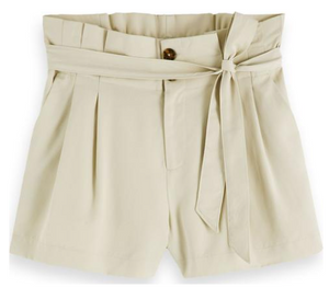 Scotch & Soda draped paperboy short