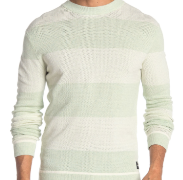 Scotch & soda easy structured crewneck