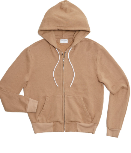 Cotton Citizen mens jackson zip hoodie