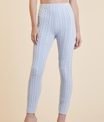 Ronny Kobo lynsie cashmere knit pant