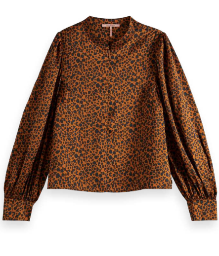 Scotch & Soda printed top
