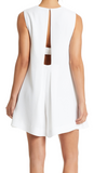 Kendall + Kylie a-line open back romper