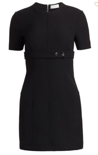 A.L.C. elaine mini dress