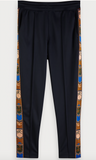 Scotch & Soda track pant with logo