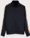 Scotch & Soda logo track jacket