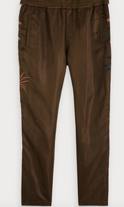 Scotch & Soda mens satin sweatpants