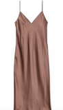 L'AGENCE jodie v neck dress