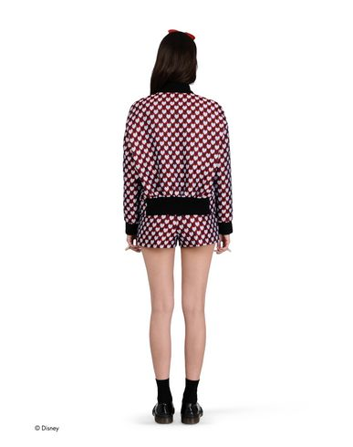 Red Valentino jacquard short