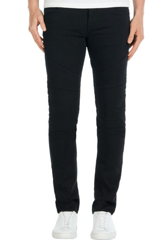Jbrand mens bearden moto in french terry