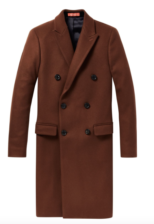 Scotch & Soda wool coat