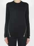 McQ womens mix crew neck