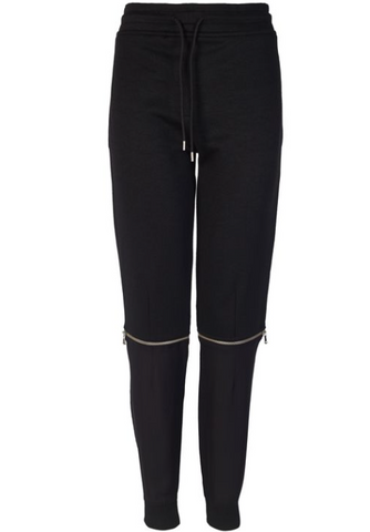 MCQ womens zip off sweatpant