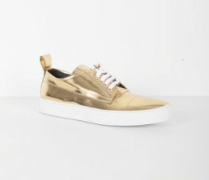 MCQ chris lace up sneaker in sintetic