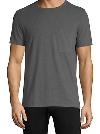 Theory essential pocket tee