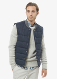 Vince Mens Denim Vest