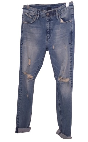 RtA ryder raw boyfriend denim