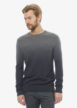 Vince Mens Ombre sweater