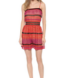 Missoni striped romper