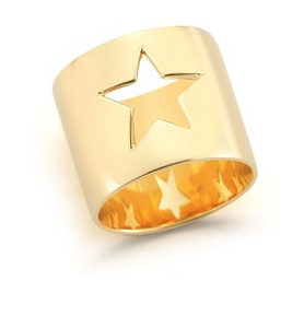 Elizabeth & James polaris ring
