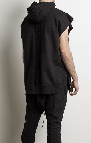 Daniel Patrick road hood sleeveless