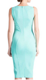 Zac Posen lagoon dress