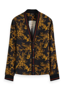 Scotch & Soda tolle de jouy cardigan