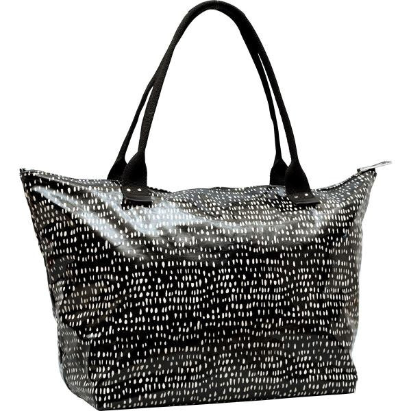 Brooklyn Black Dots Carryall